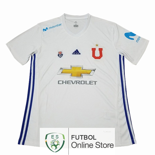 Camiseta Universidad 17/2018 Segunda