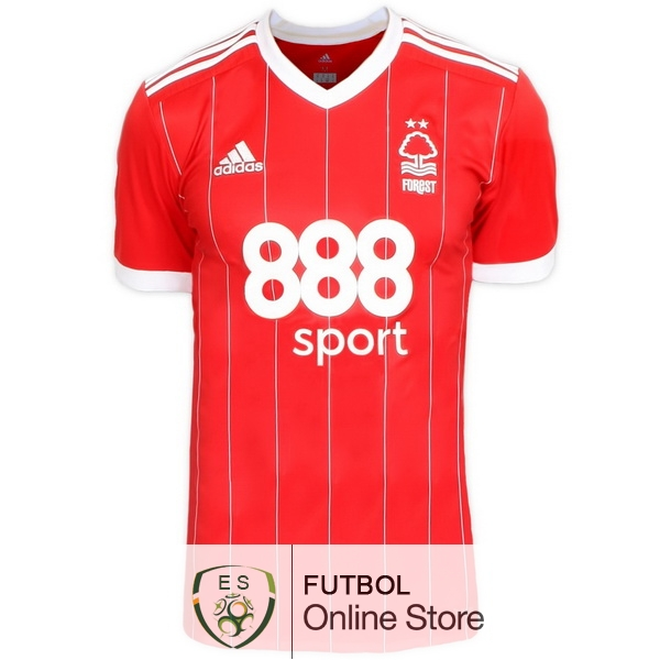 Camiseta Nottingham Forest 17/2018 Primera