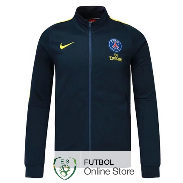 2017/18 Azul Marino Chaqueta Paris Saint Germain