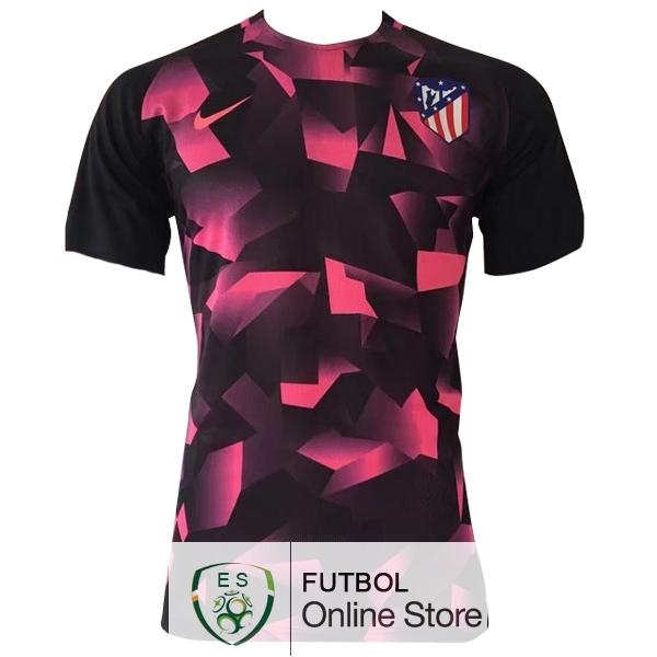 5b5cabb000df8 Entrenamiento Atlético de Madrid Negro Rosa 17 2018