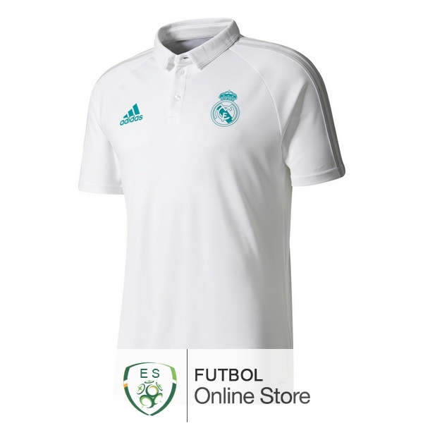 Polo Real Madrid Blanco 2017/2018