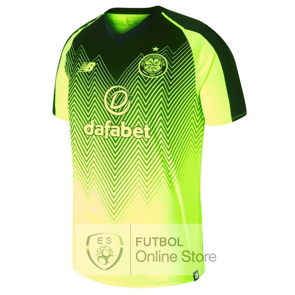 Camiseta Celtic 18/2019 Tercera