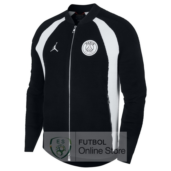 2018/19 Negro Chaqueta Paris Saint Germain