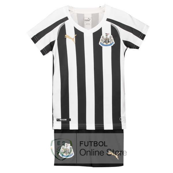 Camiseta Newcastle United Ninos 18/2019 Primera