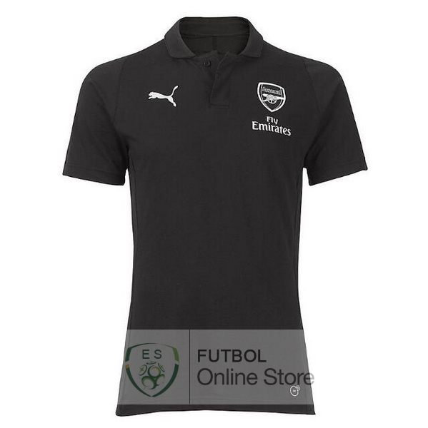 Polo Arsenal Negro 18/2019