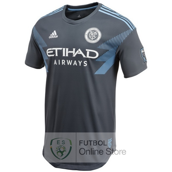 Camiseta New York City 18/2019 Segunda