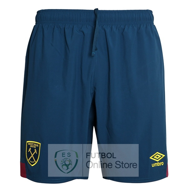 Pantalones West Ham United 18/2019 Segunda