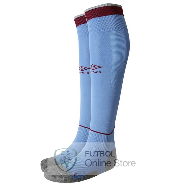 Calcetines West Ham United 18/2019 Tercera