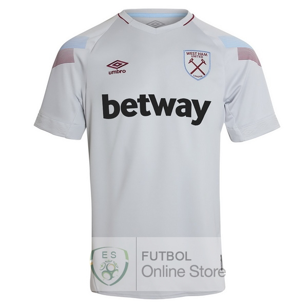 Camiseta West Ham United 18/2019 Tercera