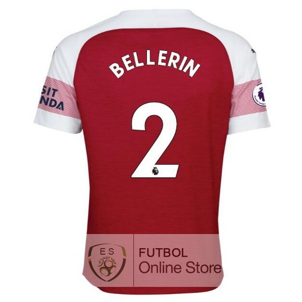 Camiseta Bellerin Arsenal 18/2019 Primera