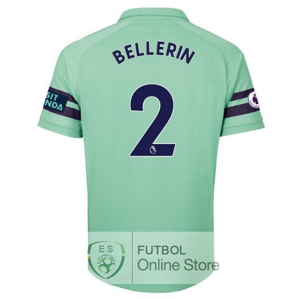 Camiseta Bellerin Arsenal 18/2019 Tercera