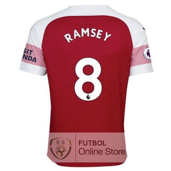 Camiseta Ramsey Arsenal 18/2019 Primera