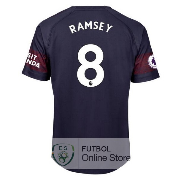 Camiseta Ramsey Arsenal 18/2019 Segunda
