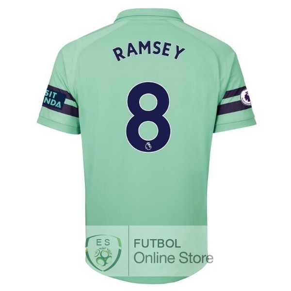 Camiseta Ramsey Arsenal 18/2019 Tercera