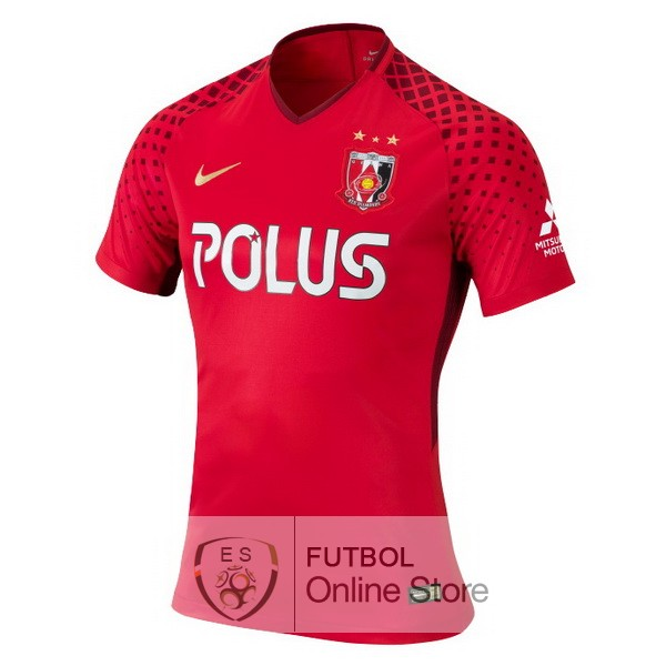 Camiseta Red Diamonds 18/2019 Primera