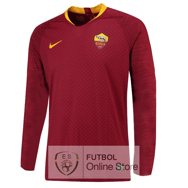 Camiseta As Roma 18/2019 Manga Larga Primera