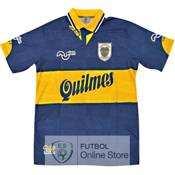 Retro Camiseta Boca Juniors 1995/1996 Primera