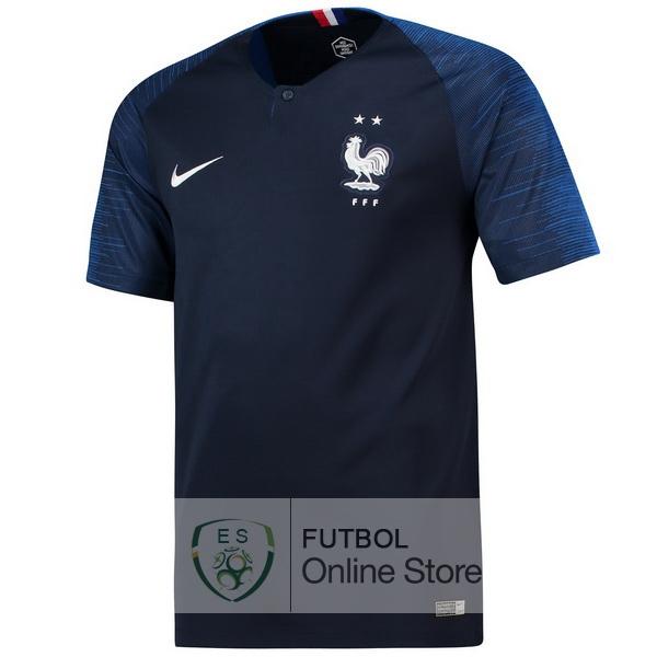 d6c7f85f11826 Camiseta Francia Championne du Monde 2018 Primera
