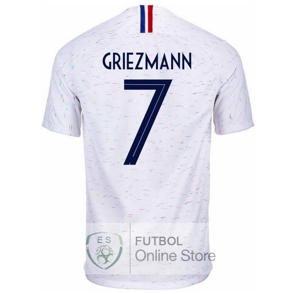 Replicas De Camisetas Francia Baratas Online 9699c0d263488