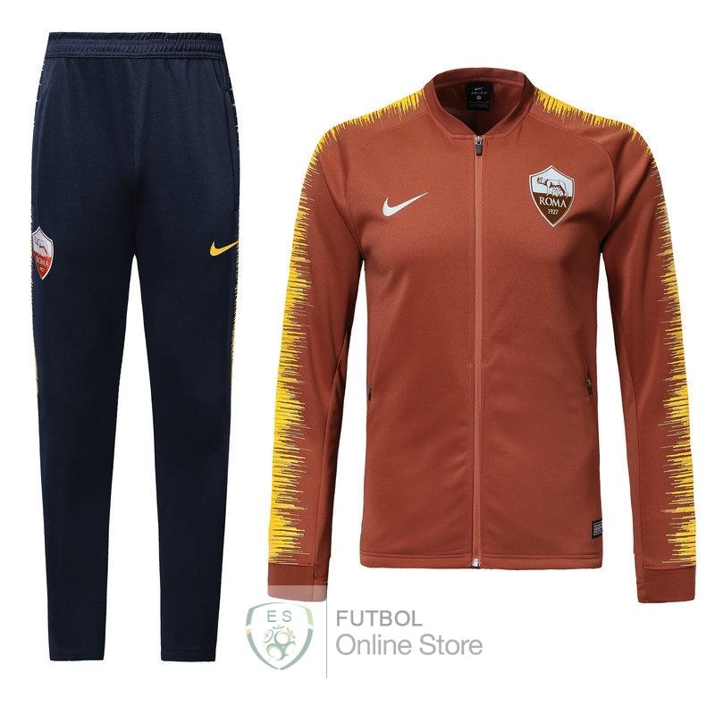 2018 19 naranja chaqueta ensemble complet as roma w091. Black Bedroom Furniture Sets. Home Design Ideas