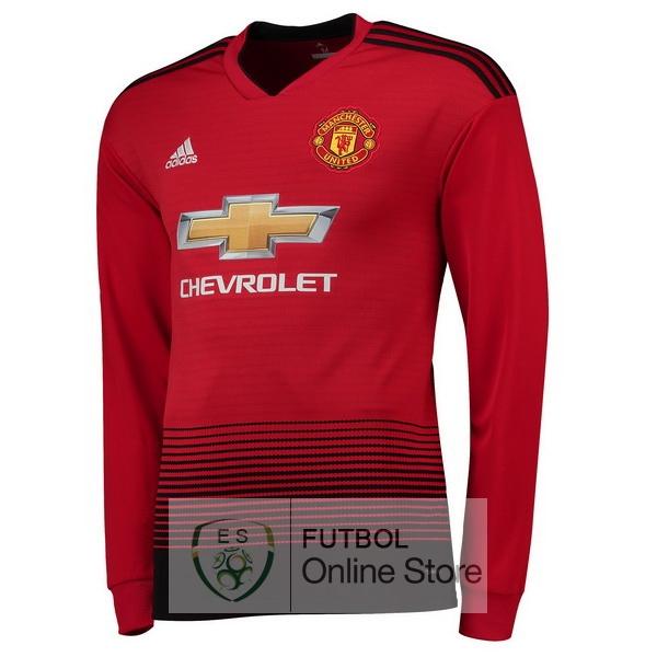 6ddc519a7 Replicas De Camisetas Manchester United Baratas Online