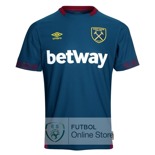 Camiseta West Ham United 18/2019 Segunda