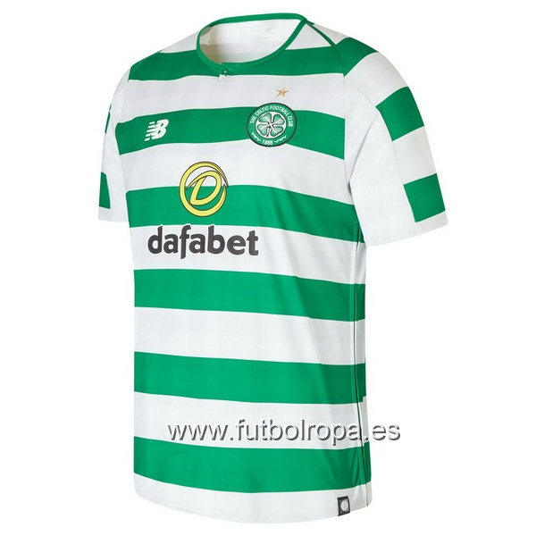 Camiseta Celtic 18/2019 Primera