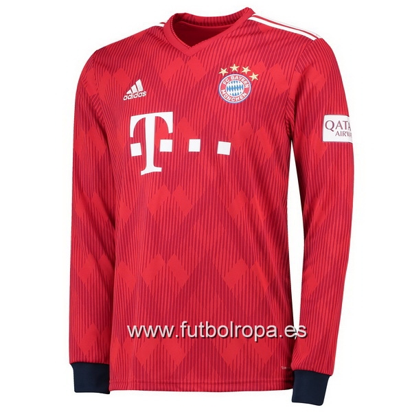 camisetas de futbol FC Bayern München barata