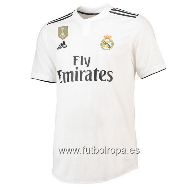 Primera Camiseta 182019 Real Camiseta Madrid Real Madrid YRz1qAzZ0