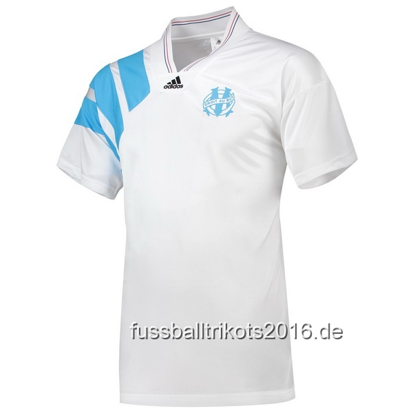 Camiseta 25th Marseille 1993 Blanco