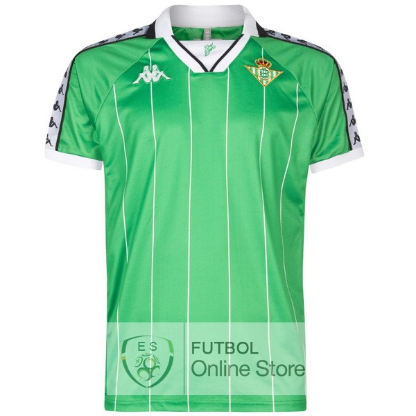 Retro Camiseta Real Betis 18/2019 Verde