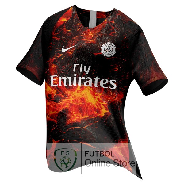 EA Sport Camiseta Paris Saint Germain 18/2019 Naranja