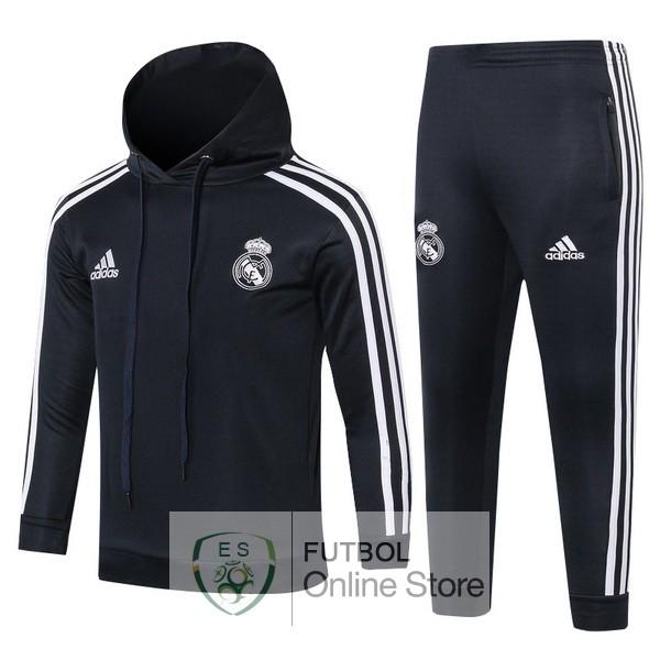 877c07e55ed3f Camiseta Real Madrid Chandal Ninos 18 2019 Blanco Negro