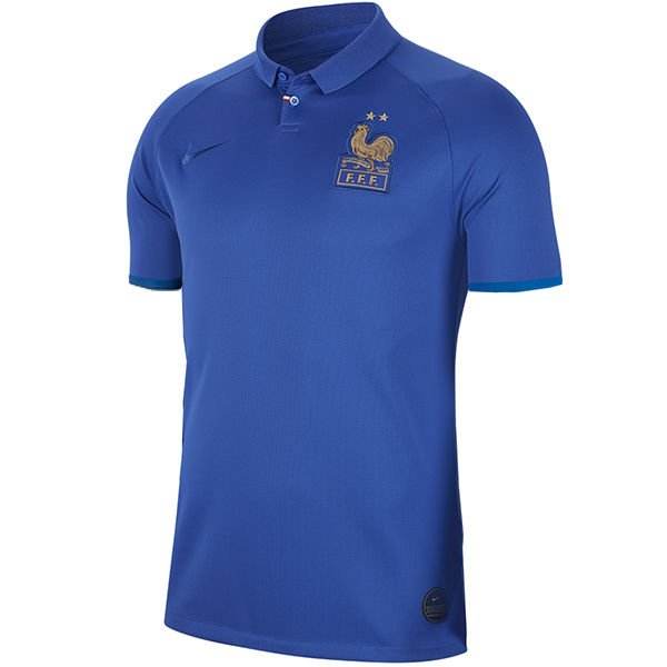 Camiseta Francia 100th Azul