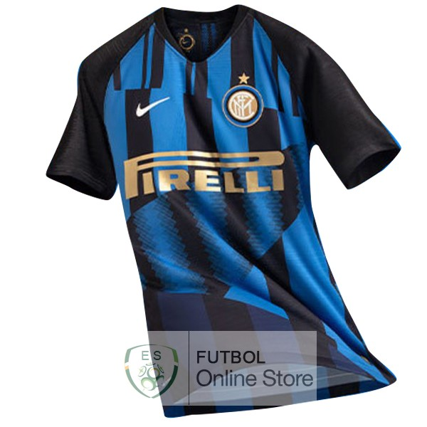 Camiseta Inter Milan 20th Azul Negro