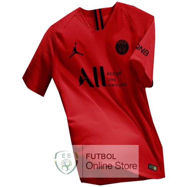 Concepto Camiseta Paris Saint Germain 19/2020 Rojo