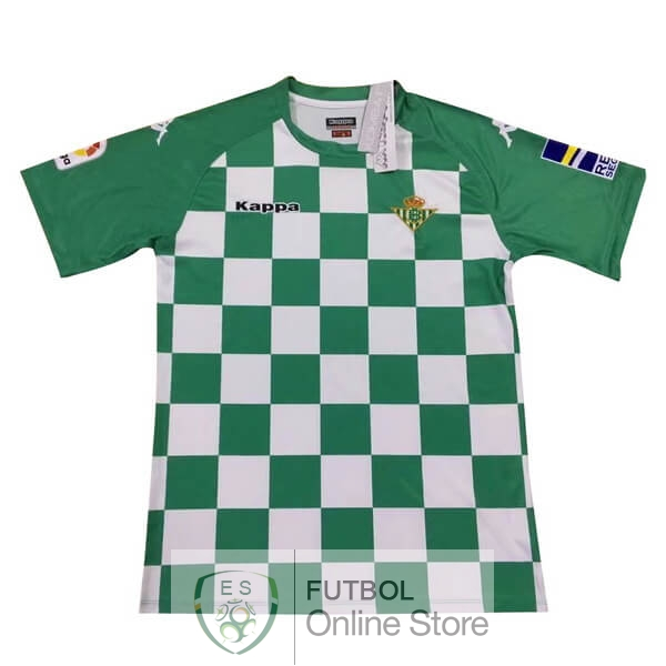 Édition Commemorative Camiseta Real Betis 19/2020