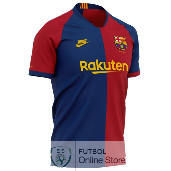 Camiseta Barcelona 120th Primera
