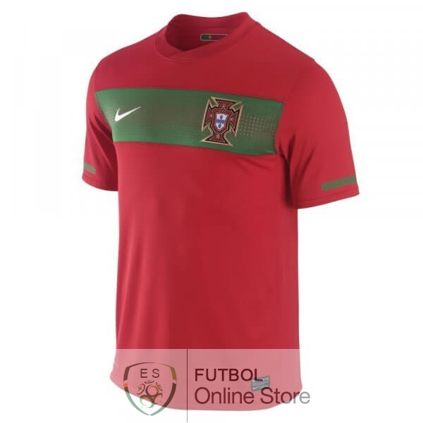 Retro Camiseta Portugal 1990 Primera