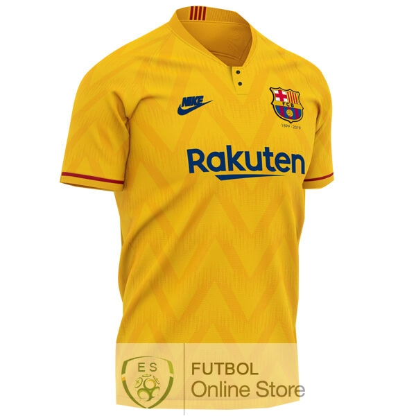 Camiseta Barcelona 120th Segunda