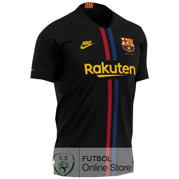 Camiseta Barcelona 120th Tercera