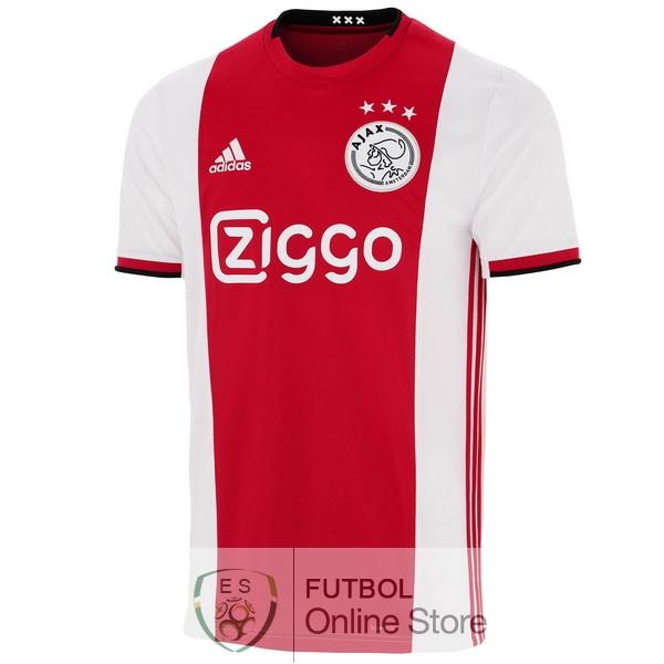 e3a7defbe Replicas De Camisetas Ajax Baratas Online
