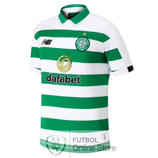 Camiseta Celtic 19/2020 Primera