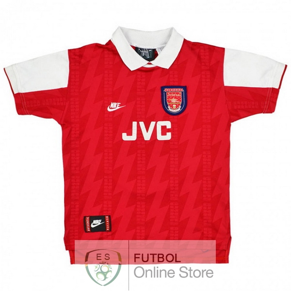 Retro Camiseta Arsenal 1994 1995 Primera