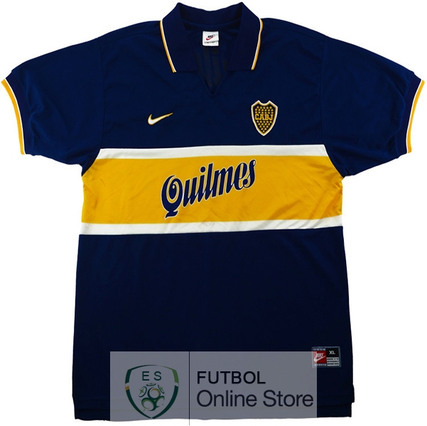 Retro Camiseta Boca Juniors 1996 1997 Primera