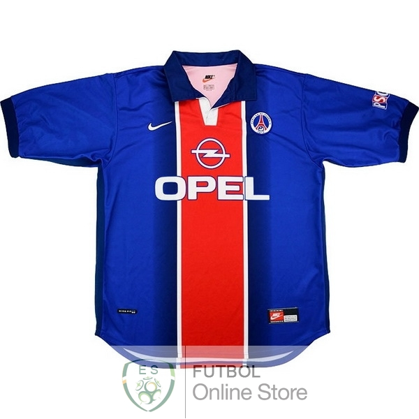 Retro Camiseta Paris Saint Germain 1998 1999 Primera