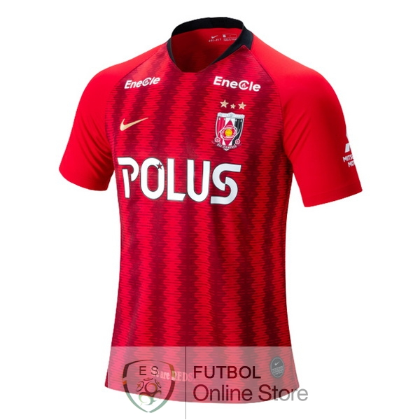 Camiseta Red Diamonds 19/2020 Primera