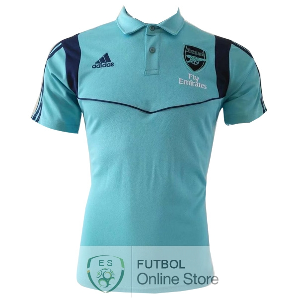 Polo Arsenal Azul Claro 19/2020