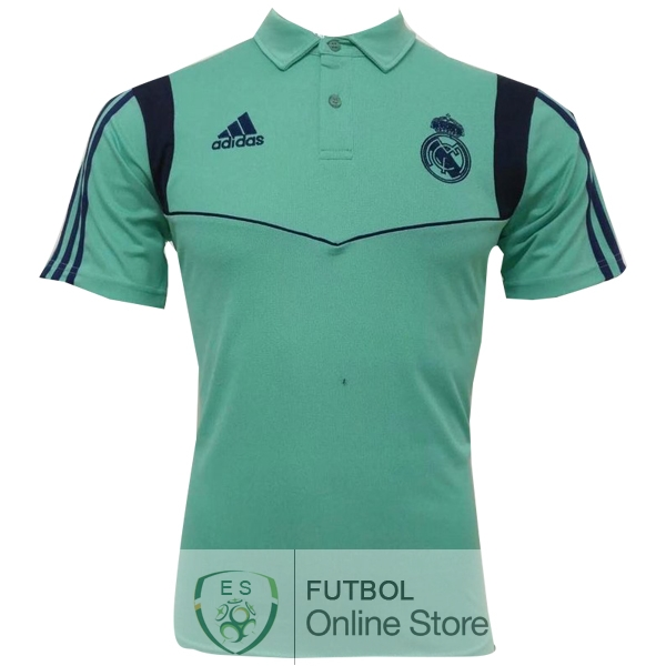 Polo Real Madrid Verde 19/2020