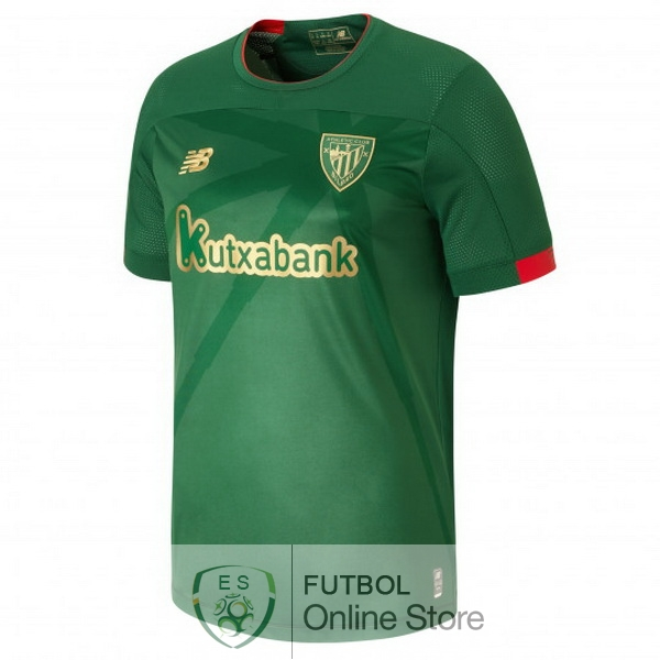 Camiseta Athletic Bilbao 19/2020 Segunda